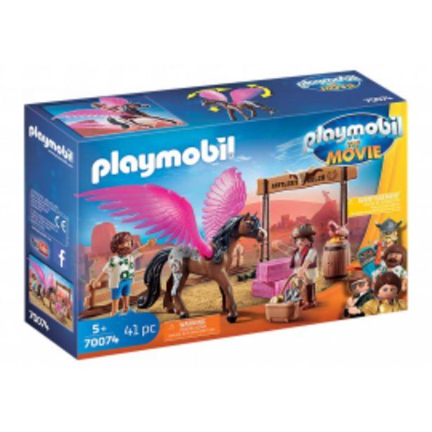 Oferta de Playmobil the movie... por 7,95€