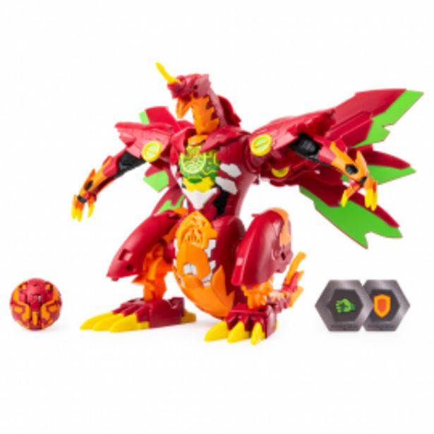 Oferta de Bakugan dragonoid maximus por 39,95€