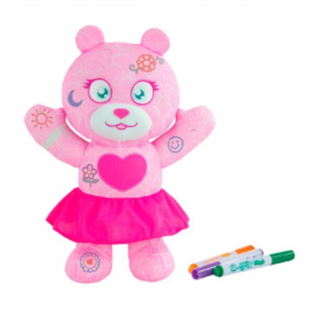 Oferta de Fashion doodle bear... por 14,95€