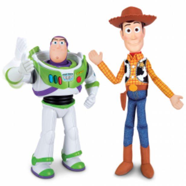 Oferta de Toy story 4 buzz y... por 39,95€