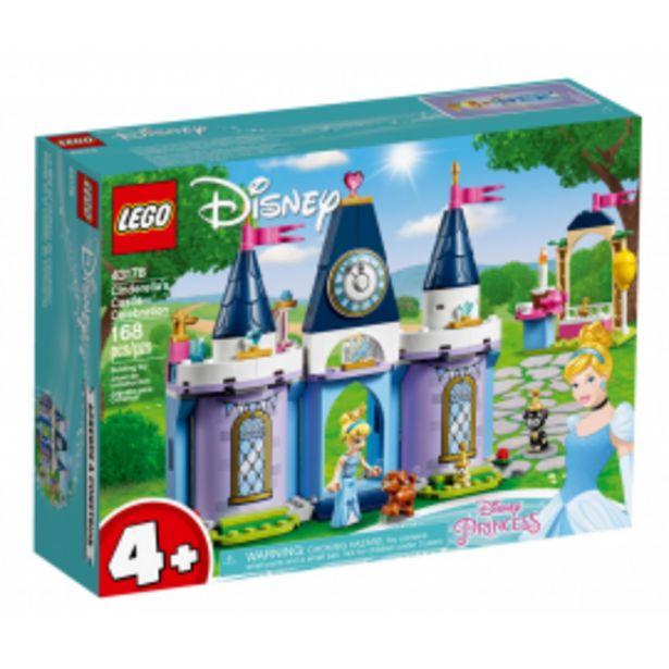 Oferta de Lego disney princess... por 19,95€