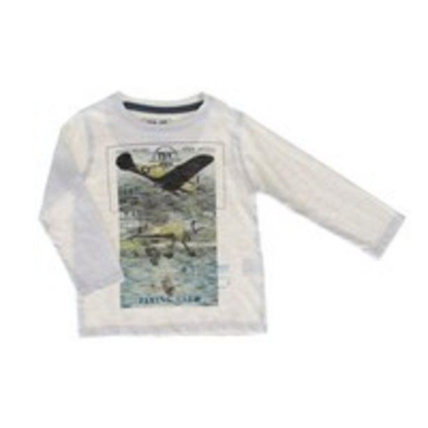 Oferta de Camiseta little flying por 11,39€