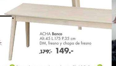 Oferta de Banco por 149€