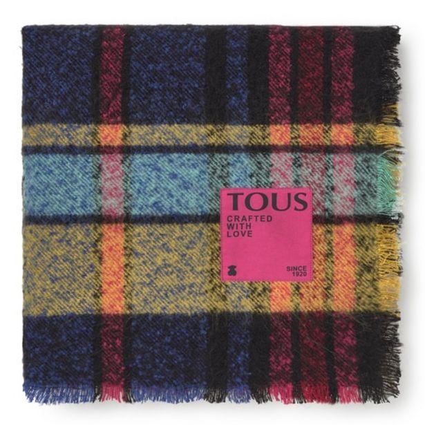 Oferta de Ellen Tartan foulard multi color por 35€