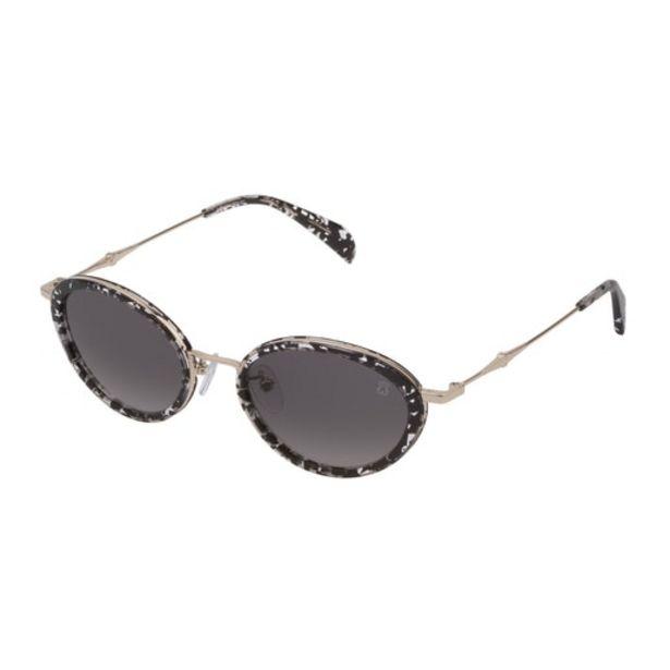 Oferta de Gafas de sol Metal Bear de Metal en color negro por 79€