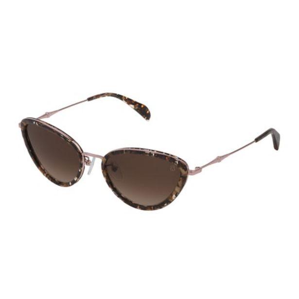 Oferta de Gafas de sol Metal Bear de Metal en color marrón por 79€