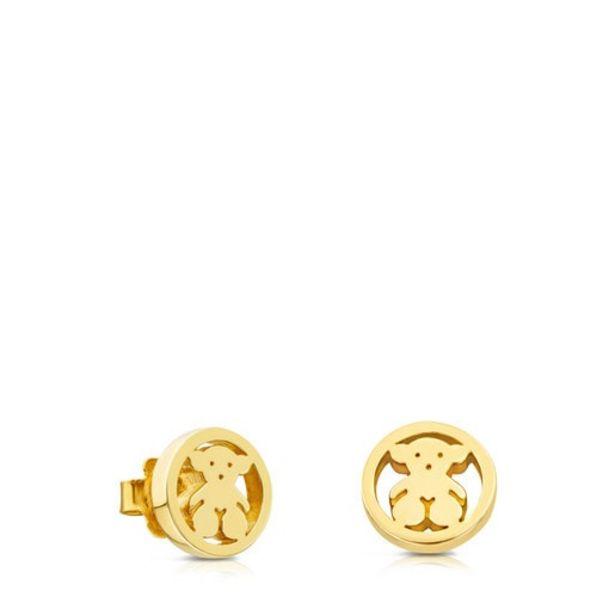 Oferta de Pendientes de oro Camille por 213€