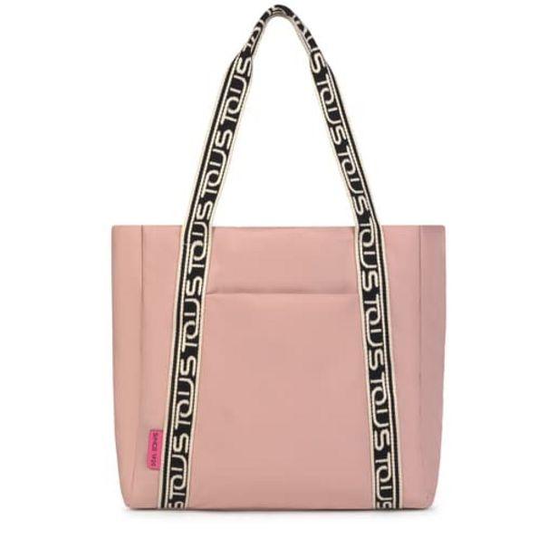 Oferta de Shopping grande Shelby rosa por 59€