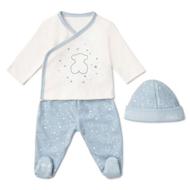 Oferta de Conjunto de recién nacido Space Azul por 59€