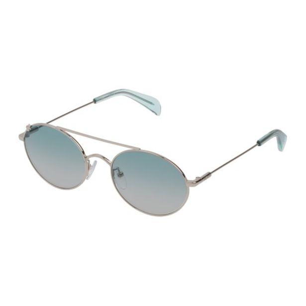 Oferta de Gafas de sol Metal Bear de Metal en color plata por 64€
