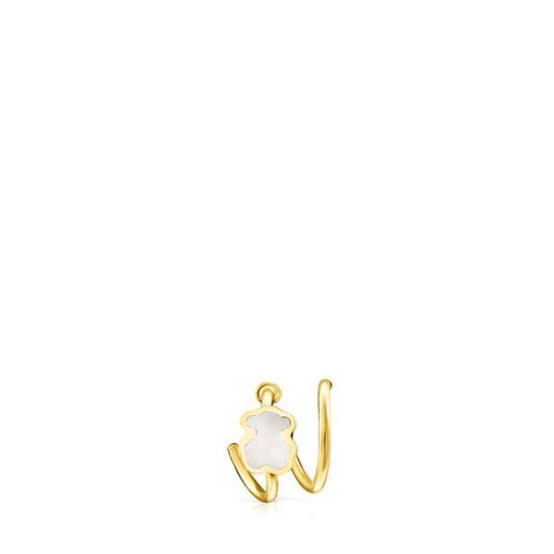 Oferta de Earcuff XXS de Oro y Nácar por 72€