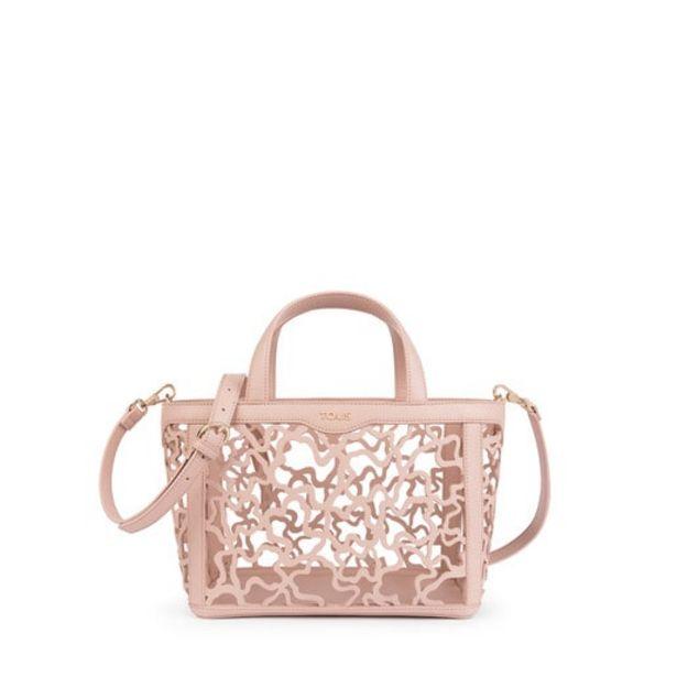 Oferta de Capazo pequeño Kaos Shock en color rosa por 69€
