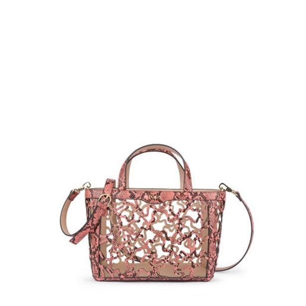 Oferta de Capazo pequeño Kaos Shock wild-rosa por 74€