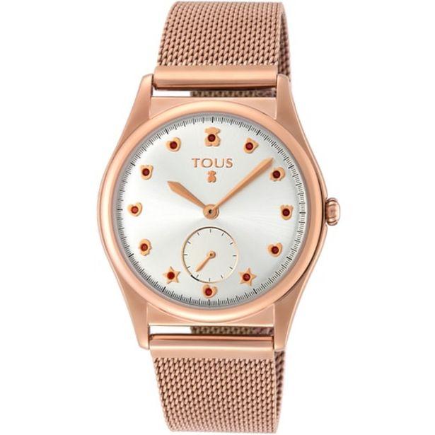 Oferta de Reloj Free de acero IP rosado por 135€