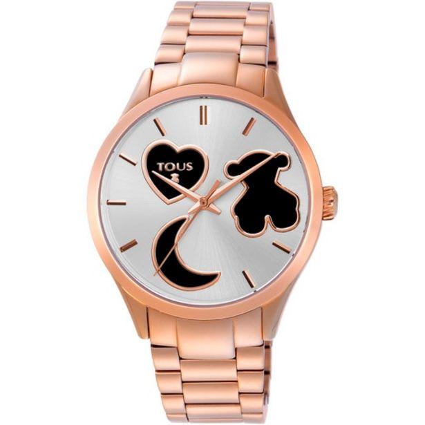 Oferta de Reloj Sweet Power de acero IP rosado por 111€