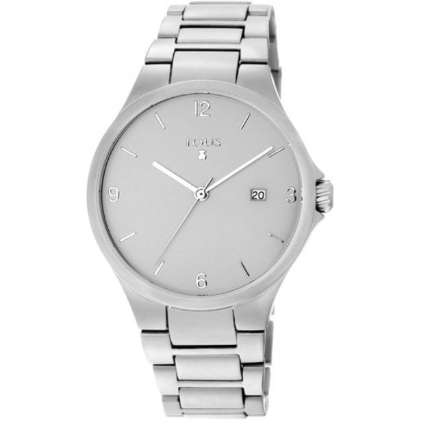 Oferta de Reloj Motion Aluminio de aluminio anodizado plateado por 95€