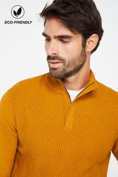 Oferta de Jersey cuello semicisne por 19,99€