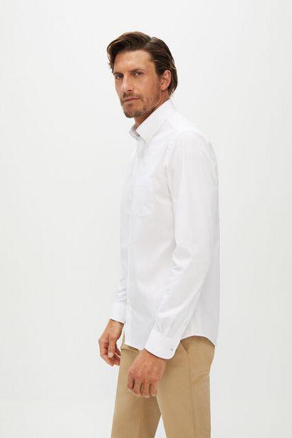 Oferta de Camisa lisa coolmax eco-made stretch por 11,99€
