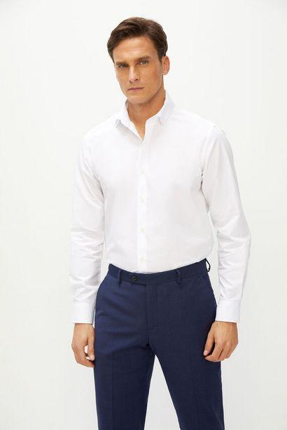 Oferta de Camisa de vestir Coolmax Ecomade® tailored fit por 14,99€