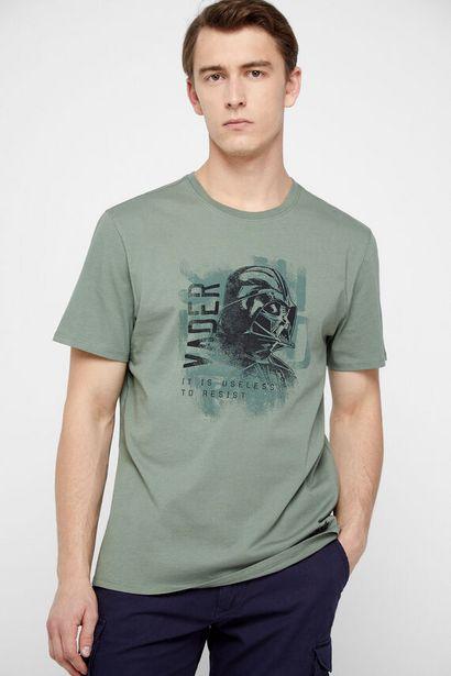 Oferta de Camiseta Star Wars manga corta por 9,99€