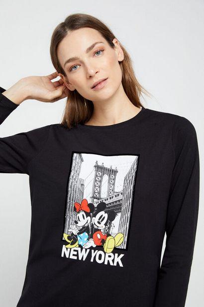 Oferta de Camiseta Mickey ciudades por 5,99€