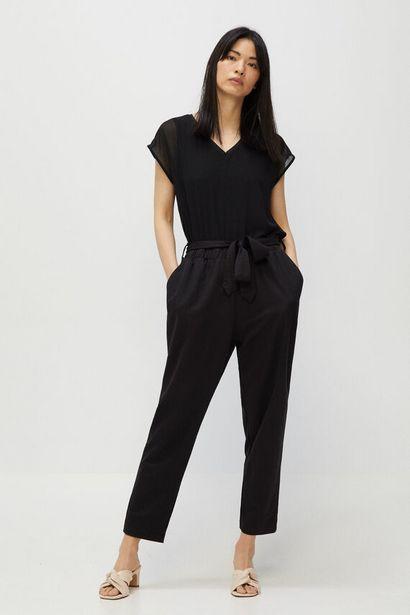Oferta de Pantalón saco en tejido confortable por 14,99€