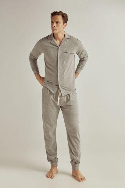 Oferta de Pijama de punto por 19,99€