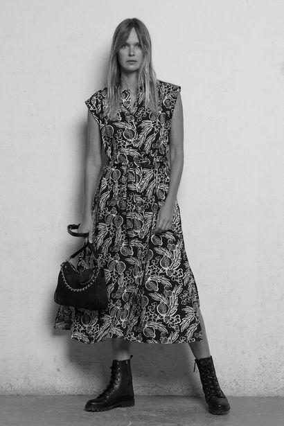 Oferta de Vestido camisero sin mangas por 59,99€