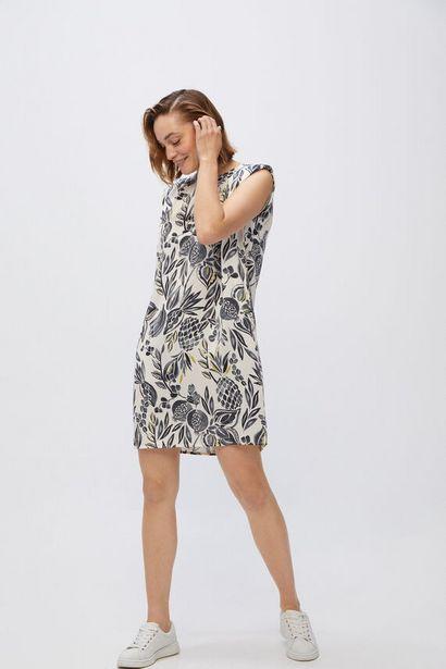 Oferta de Vestido estampado por 39,99€