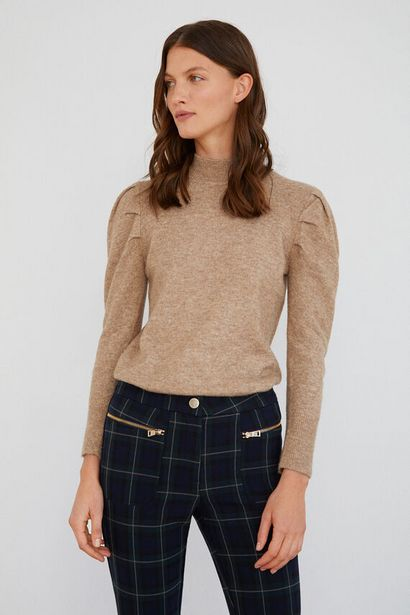 Oferta de Pantalón en doble tejido por 19,99€
