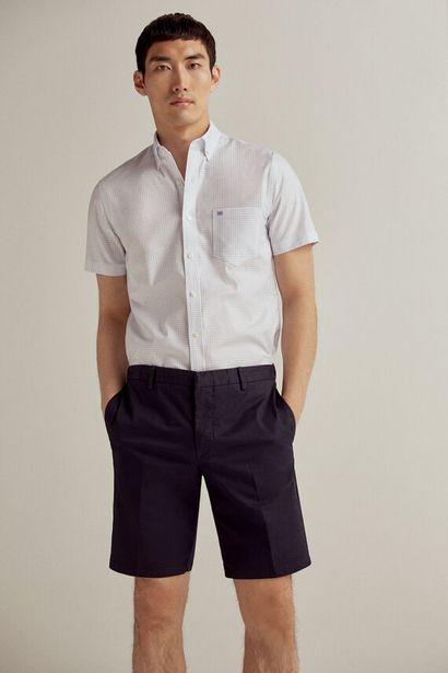 Oferta de Camisa estampada Tx Fresh non iron manga corta por 19,99€