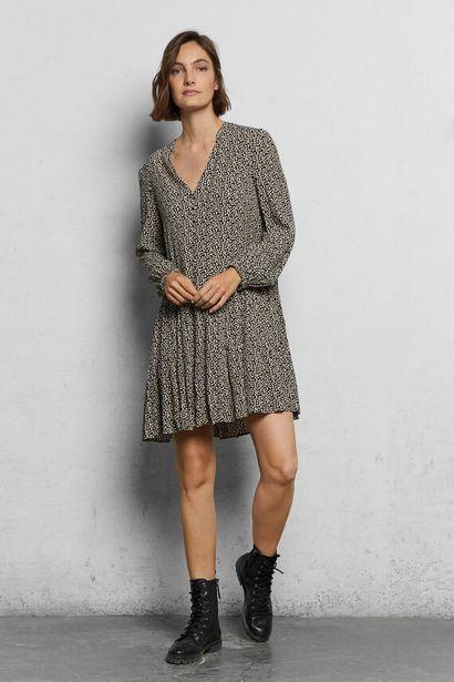 Oferta de Vestido corto sostenible por 49,99€