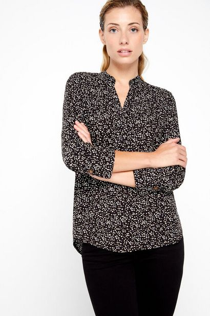 Oferta de Blusa tejido Eco-Vero por 14,99€