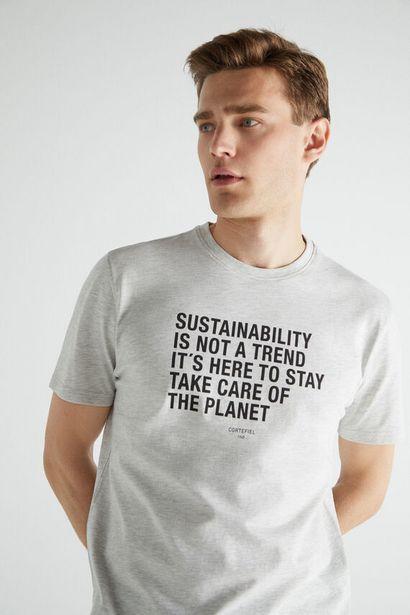 Oferta de Camiseta gráfica manga corta por 9,99€