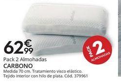 Oferta de Almohada por 62,99€