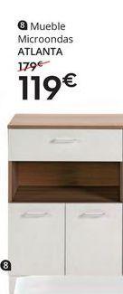 Oferta de Muebles de cocina por 119€