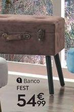 Oferta de Banco por 54,99€