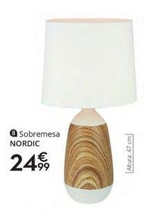 Oferta de Lámpara de mesa por 24,99€
