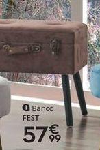 Oferta de Banco por 57,99€