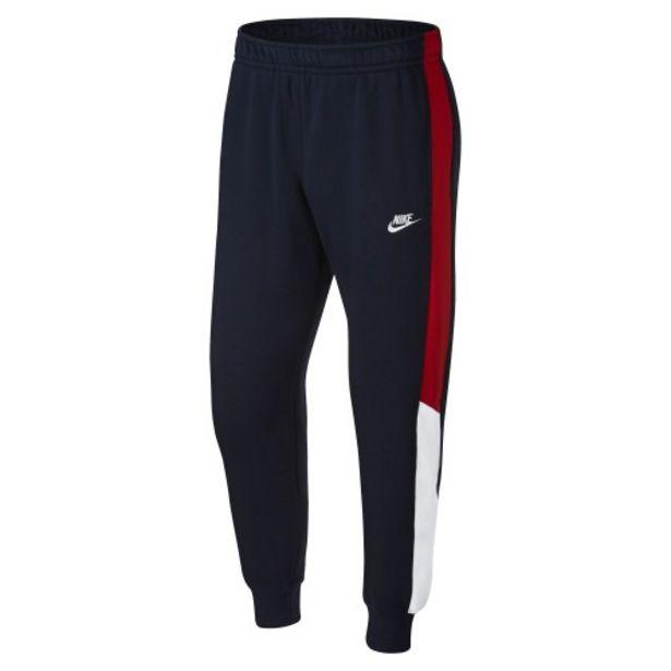 Oferta de Nike sportswear club men's joggers por 39,99€