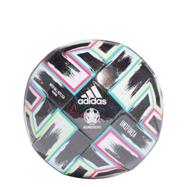 Oferta de ADIDAS BALÓN FUTBOL HOMBRE UNIFO TRAINING EURO CUP FOOTBALL BALL MACHINE STITCHED por 23,7€