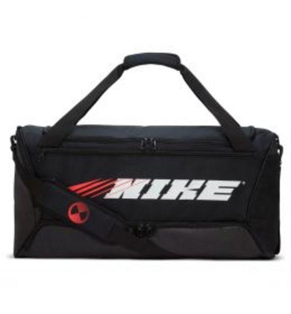 Oferta de Nike Brasilia Graphic Duffel Bag por 24,49€