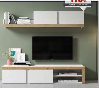 Oferta de Muebles de salón por 115€