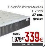 Oferta de Colchones por 339€