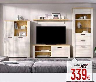 Oferta de Muebles de salón por 339€