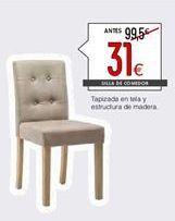 Oferta de Sillas por 31€