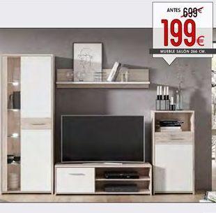 Oferta de Muebles de salón por 199€