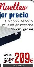 Oferta de Colchones por 209€