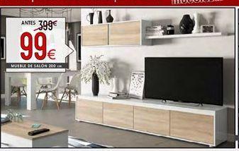 Oferta de Mueble tv por 99€