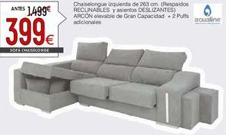 Oferta de Chaise longue por 399€